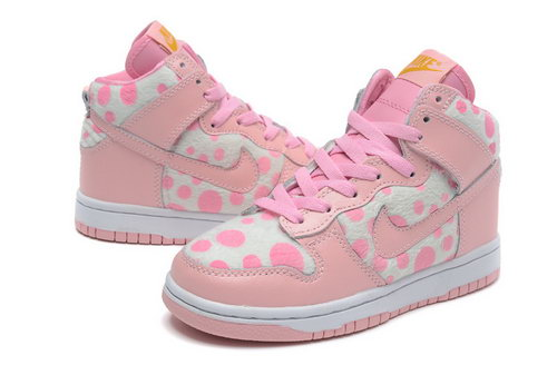 Womens Nike Dunk High Pink Ring 28 Factory Outlet