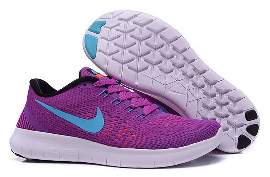 Womens Nike Free Running Purple Jade Wholesale