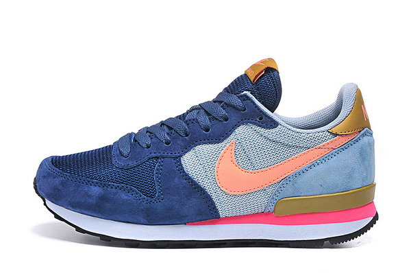 Womens Nike Internationalist Dark Blue Orange Gold 36-39 On Sale