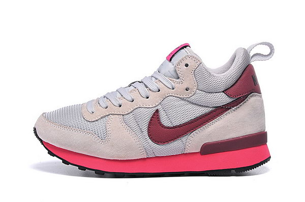 Womens Nike Internationalist Grey Pink 36-39 Reduced