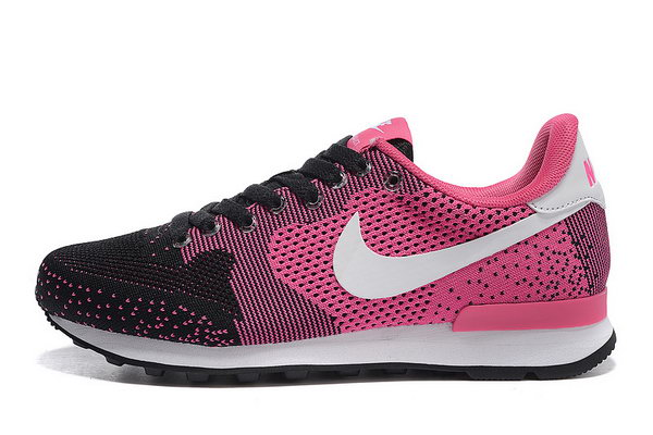 Womens Nike Internationalist Jcrd Weave Black Pink White 36-39 Norway