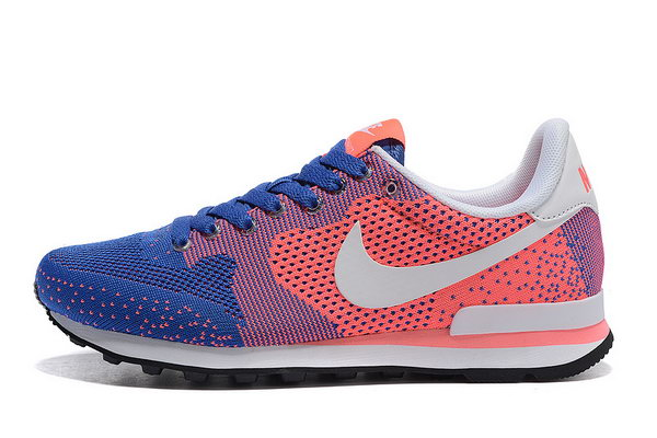 Womens Nike Internationalist Jcrd Weave Sapphire Orange White 36-39 Inexpensive