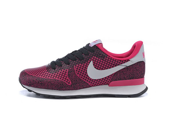 Womens Nike Internationalist Jcrd Woven Black Pink White 36-39 New Zealand