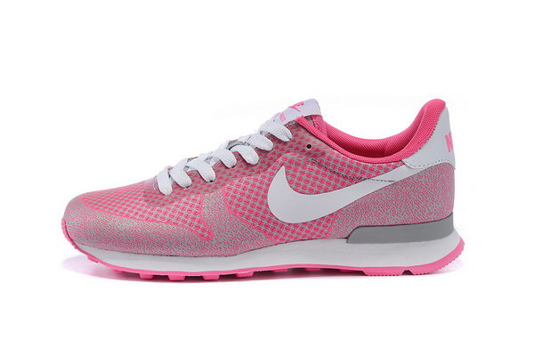Womens Nike Internationalist Jcrd Woven Grey Pink White 36-39 Factory