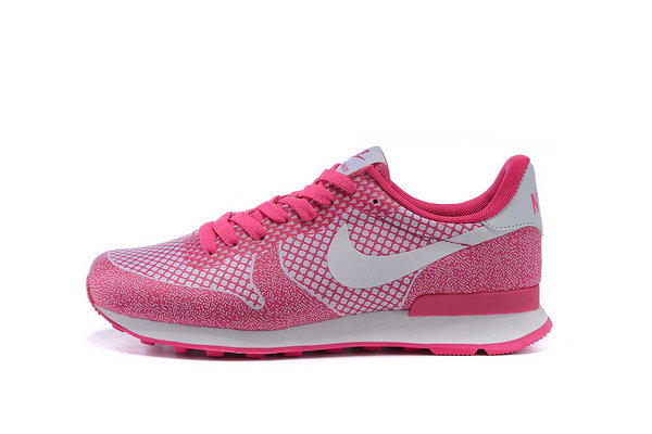 Womens Nike Internationalist Jcrd Woven Pink White 36-39 Low Price