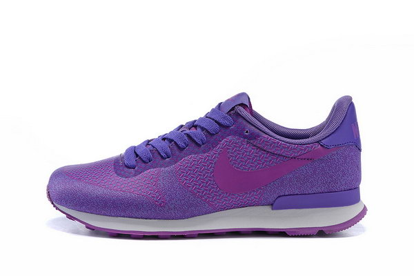 Womens Nike Internationalist Jcrd Woven Purple Light Purple 36-39 Italy