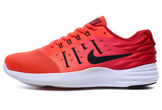 Womens Nike Lunar Tempo Orange Black Australia
