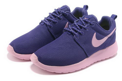 Womens Nike Roshe Run Purple Australia
