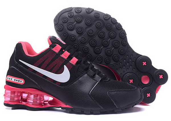 Womens Nike Shox Avenue Black Pink 36-40 Coupon Code