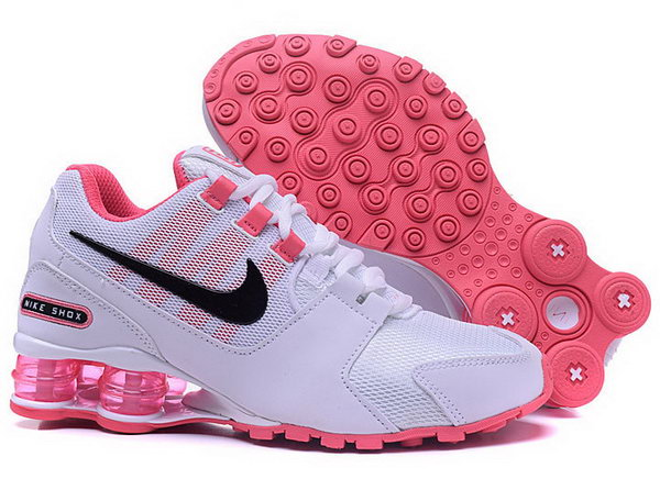 Womens Nike Shox Avenue White Pink Red 36-40 Wholesale