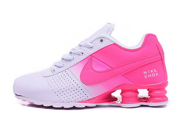 Womens Nike Shox Deliver White Pink 36-40 Ireland