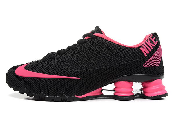Womens Nike Shox Turbo 21 Black Pink 36-40 Spain