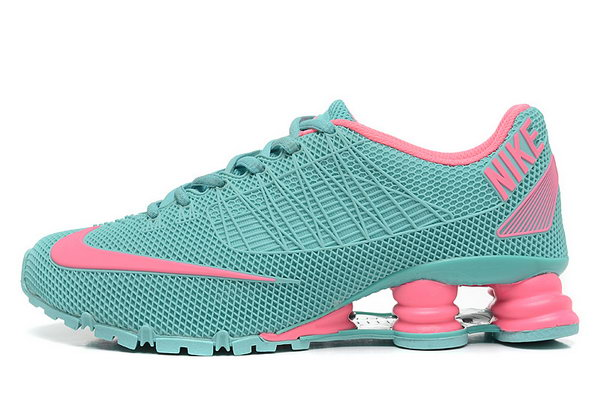Womens Nike Shox Turbo 21 Mint Green Pink 36-40 Germany