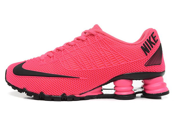Womens Nike Shox Turbo 21 Pink Black 36-40 Review