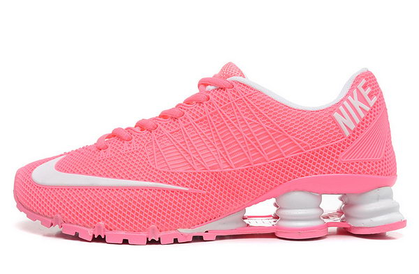 Womens Nike Shox Turbo 21 Pink White 36-40 Factory Outlet