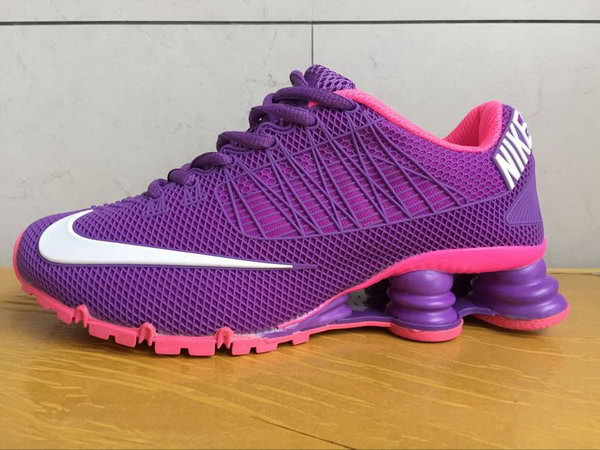 Womens Nike Shox Turbo 21 Purple Pink 36-40 Inexpensive