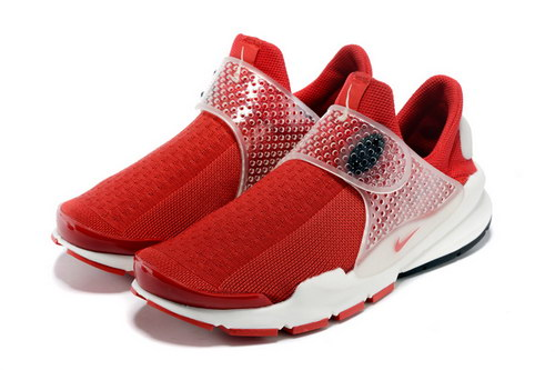Womens Nike Sock Dart Sp Fragment Red Clearance