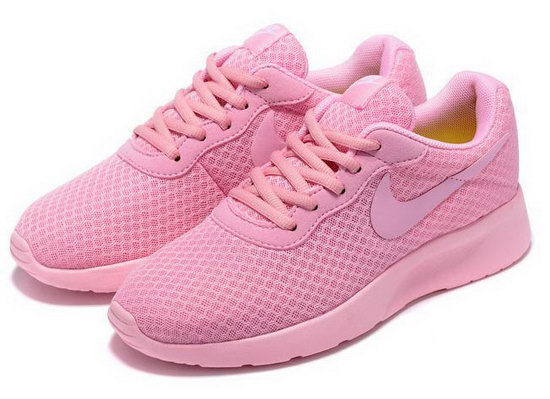 Womens Nike Tanjun Pink Review