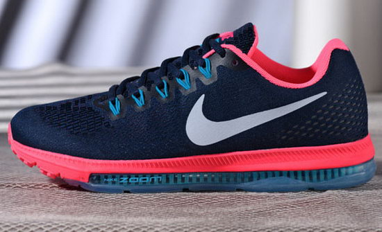 Womens Nike Zoom All Out Blue Pink Jade 36-39 Online Shop