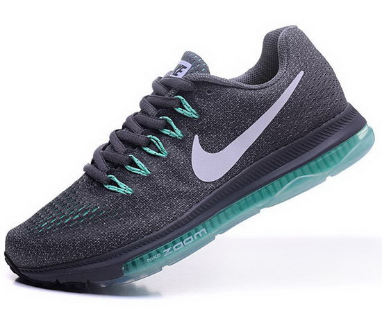 Womens Nike Zoom All Out Grey Green 36-39 Spain