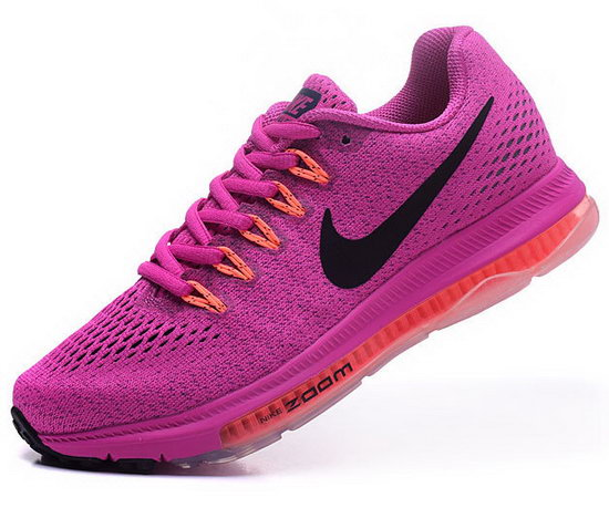 Womens Nike Zoom All Out Pink Black 36-39 Review