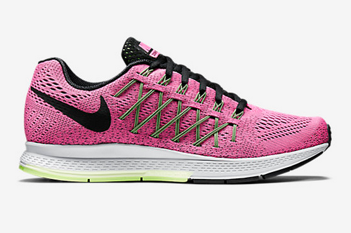 Womens Nike Zoom Pegasus 32 Pink Black Ireland