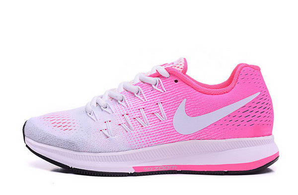 Womens Nike Zoom Pegasus 33 White Pink 36-40 Switzerland