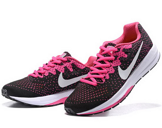 Womens Nike Zoom Structure 20 Black Pink 36-39 Discount Code