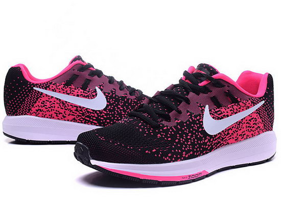 Womens Nike Zoom Structure 20 Black Pink 36-40 Outlet