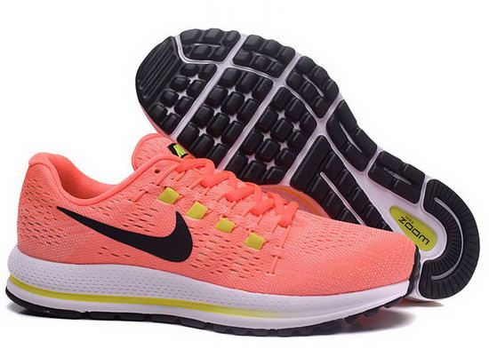 Womens Nike Zoom Vomero 12 Orange Black 36-39 For Sale