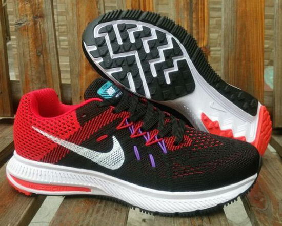 Womens Nike Zoom Winflo 2 Black Red 36-40 Online Shop