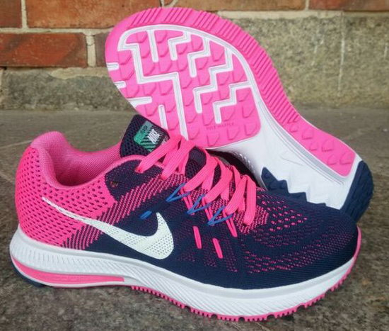Womens Nike Zoom Winflo 2 Dark Blue Pink 36-40 Spain