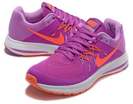 Womens Nike Zoom Winflo 2 Light Purple Red 36-39 Factory