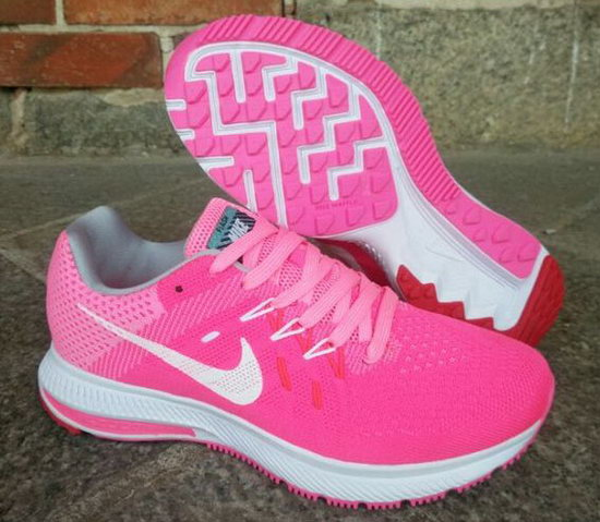 Womens Nike Zoom Winflo 2 Pink White 36-40 Italy