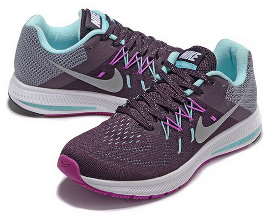 Womens Nike Zoom Winflo 2 Purple Jade 36-39 Coupon