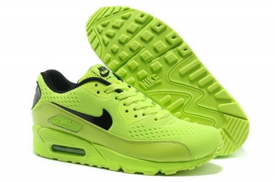 Nike Air Max 90 Prm Em Unisex Green And Black Sports Shoes Online Shop