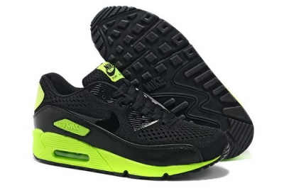 Nike Air Max 90 Prm Em Men Green And Black Sports Shoes China