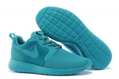 Nike Roshe Run Hyperfuse 3m Reflective Womenss Shoes Grass Green All Poland