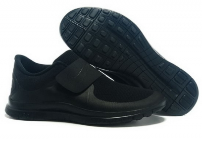 Mens & Womens (unisex) Nike Free 3.0 Focfly So All Black Uk