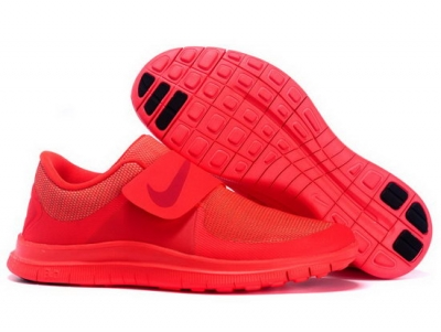 Mens & Womens (unisex) Nike Free 3.0 Focfly So All Red Poland