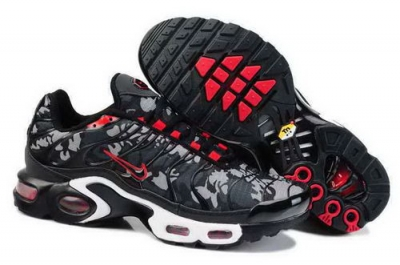 Mens Nike Air Max Tn Red White Grey Sweden