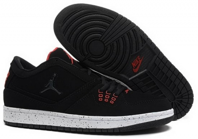 Air Jordan Retro 1 Low Black Inexpensive