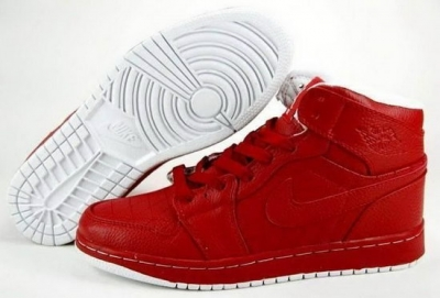 Air Jordan Retro 1 Red Korea