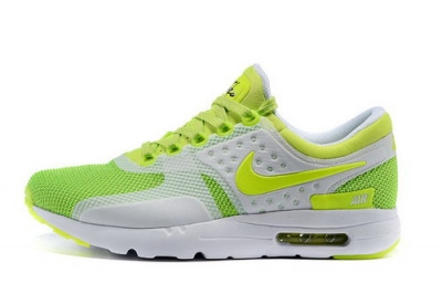 Nike Air Max Zero Women & Mens Unisex White Green Ireland