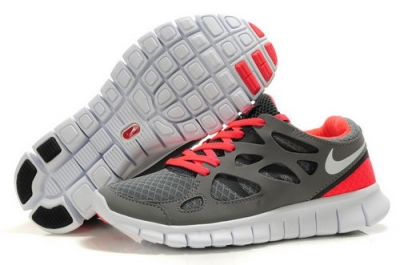 Nike Free Run 2 Womens The Sun Red Factory