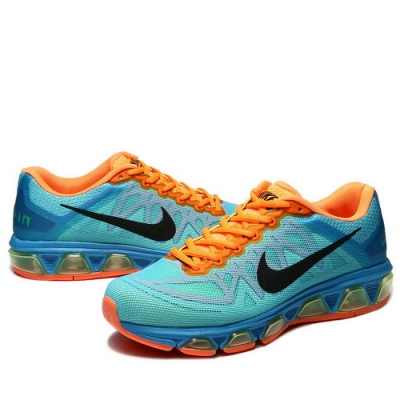 Womens Nike Air Max Tailwind 7 Blue Orange Outlet