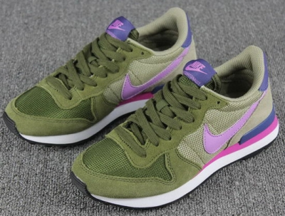 Womens Nike Internationalist Green Purple 36-39 France