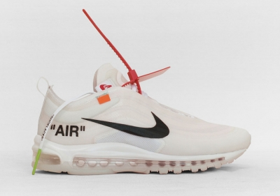 CHEAP NIKE OFF-WHITE SNEAKERS NIKE OFF WHITE X NIKE AIR MAX 97