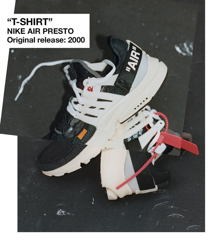 Nike Off-White x Cheap Nike Off White x Nike Air Presto