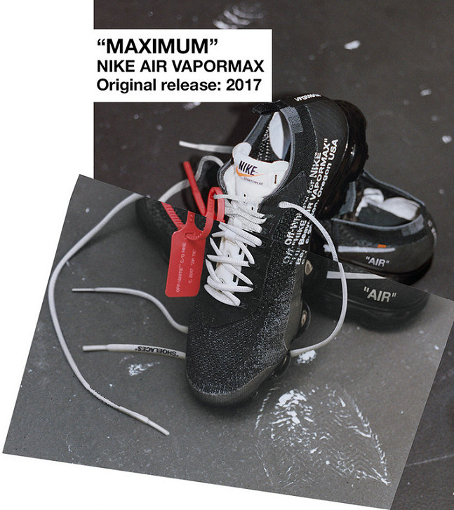Nike Off-White x Cheap Nike Off White x Nike Air VaporMax